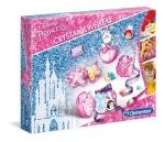 Clementoni knutselset Princess Crystal Jewellery meisjes roze