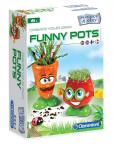 Clementoni knutselset Funny Pots junior 10-delig