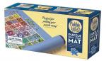 Cobble Hill puzzelmat Roll Away Mat 76 x 120 cm blauw