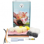 Colortime DIY garen kit