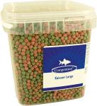 Competition vijvervisvoer Koi Large 400 gram groen/bruin