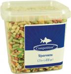 Competition vijvervisvoer Vijvermenu 1,2 liter/300 gram