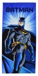 DC Comics badhanddoek Batman jongens 70 x 140 cm katoen blauw