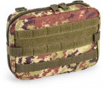 Defcon 5 documententas Outac 28 x 20 x 6 cm polyester camouflage