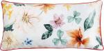 Descanso sierkussen Annabelle 60 x 30 cm polyester wit