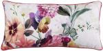 Descanso sierkussen Novara 60 x 30 cm polyester wit