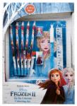 Disney kleurset Frozen II junior 22,5 x 32 cm papier 11-delig