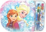 Disney kleurset Frozen XXXL meisjes 53 x 58 cm 27-delig