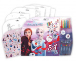 Disney knutselset 5-in-1 Frozen II junior 48 x 36 cm