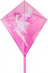Dragon Fly Diamantvlieger Elf 50 x 70 cm roze/wit