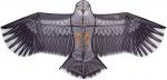 Dragon Fly eenlijnsvlieger Adelaar junior polyamide antraciet