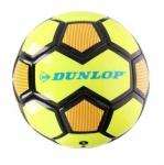Dunlop voetbal PVC maat 5 geel/zwart