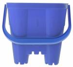 écoiffier emmer zandkasteel junior 19 x 19 x 21 cm blauw