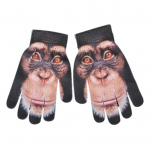 Esschert Design handschoenen aap junior zwart one-size