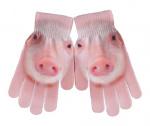 Esschert Design handschoenen varken junior roze one-size