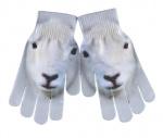 Esschert Design handschoenen lammetje junior wit one-size