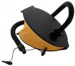 Eurotrail voetpomp 3 liter polyester 28 cm zwart/geel 4-delig