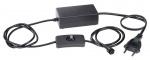 Ferplast adapter aquariumverlichting led 12v IP67 zwart