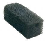 Ferplast filterspons Bluclear 03 actieve kool 13,5 x 5 cm zwart