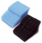 Ferplast filtersponzen Blumec Plus 01 mechanisch 8,5 cm 2 stuks