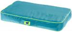 Ferplast hondenkussen Polo 80 x 50 cm polyester/textiel blauw
