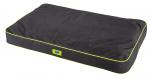 Ferplast hondenkussen Polo 80 x 50 cm polyester/textiel zwart