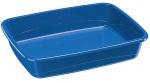 Ferplast kattenbak Nip 49,5 cm blauw