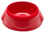 Ferplast voer- en drinkbak Magnus 1,2 liter 24 x 25,5 cm rood