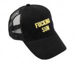 Fisura pet Fucking Sun acryl zwart one-size