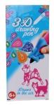 Free and Easy 3D-tekenpen roze 14 x 5,5 x 3,5 cm