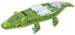 Jilong opblaasdier krokodil 68 x 162 cm PVC groen