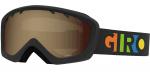 Giro skibril Kids Chico junior zwart one-size