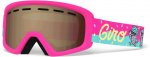 Giro skibril Rev Disco Birds dames roze/mintgroen maat M