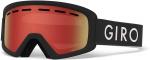 Giro skibril Rev junior zwart/oranje one-size