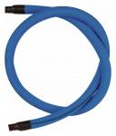 Highlander isolatieslang 96 x 1,5 cm polyurethaan/neopreen blauw