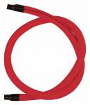 Highlander isolatieslang 96 x 1,5 cm polyurethaan/neopreen rood