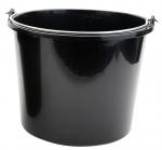 HORKA emmer 12 liter zwart