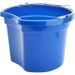 HORKA emmer voeder/drinkbak 8 liter blauw