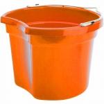 HORKA emmer voeder/drinkbak 8 liter oranje