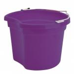 HORKA emmer voeder/drinkbak 8 liter paars