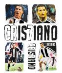 Imagicom muurstickers Cristiano Ronaldo 6 stuks