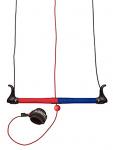 Invento controlbar Rush Pro 50 cm EVA zwart/rood