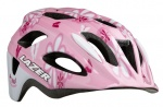 Lazer kinderhelm P'Nut Flower insect junior 46-50 cm roze