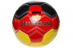 LG-Imports voetbal Duitsland 22 cm zwart/rood/geel