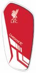 Liverpool scheenbeschermers Merchandise junior EVA rood/wit mt M