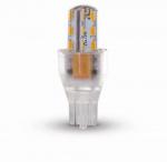 Luxform maislamp T15 led 4,5 cm 66 lumen transparant
