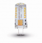 Luxform maislamp GU5,3 led 4,9 cm 140 lumen transparant