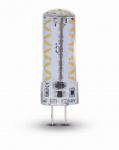 Luxform maislamp G6,35 led 5,4 cm 200 lumen transparant