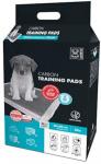 M-Pets trainingpads Carbon 60 x 60 cm textiel wit 30 stuks