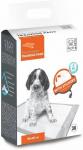 M-Pets trainingpads Easy Fix 45 x 60 cm textiel wit 30 stuks